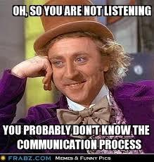 Wonka - not listening