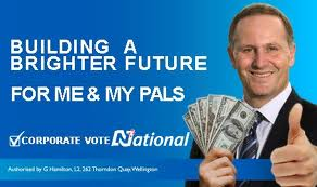 brighter future for john key and pals