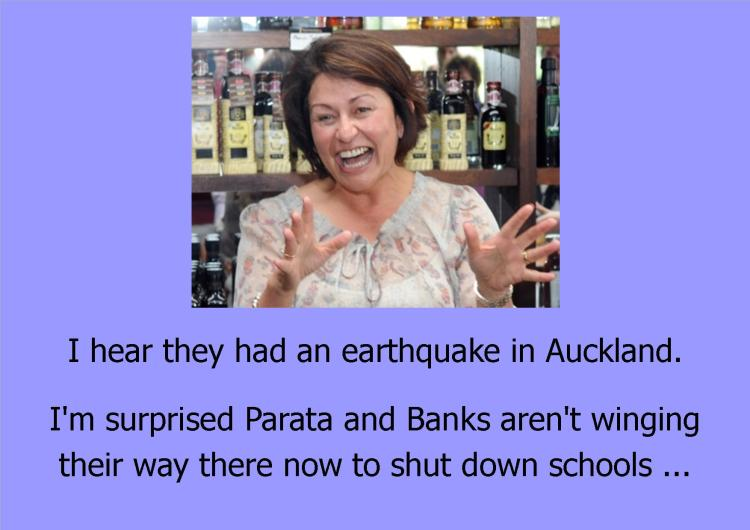 Quake School Schocker