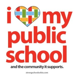 I love my public school