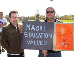 Maori education tui