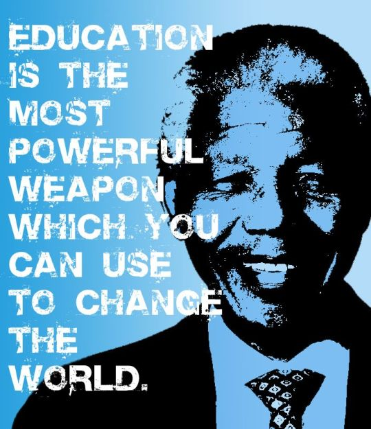 Rest in peace, Madiba.