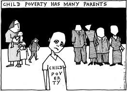child poverty has many parents