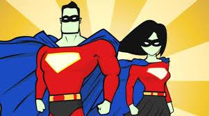 super hero change principals