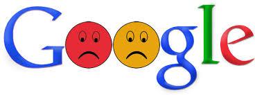 sad Google