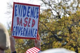 evidence and governance