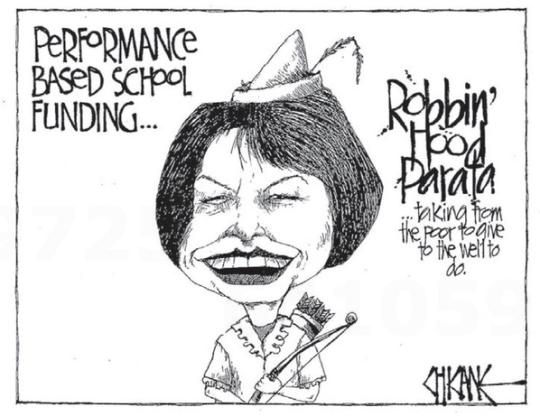hekia school funding