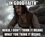 in good faith - Hekia Parata - Inigo Montoya