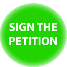 sign the petition green button