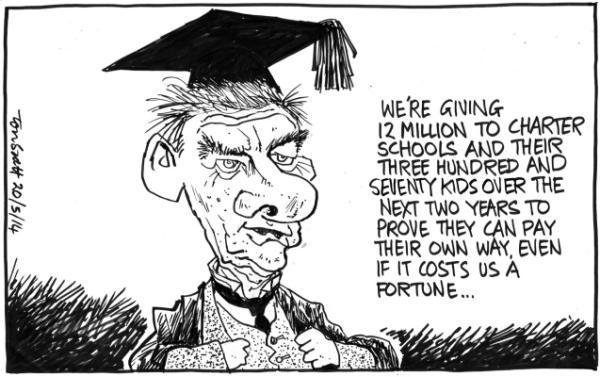 charter schools by Tom Scott