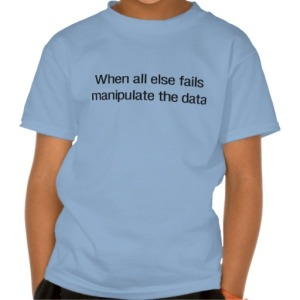 National Standards manipulate the data
