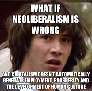neoliberalism meme keanu