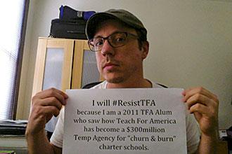 resist TFA 2
