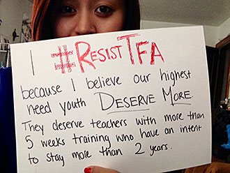 resist TFA