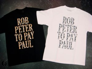rob peter to pay paul