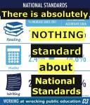 Nothing standard about National Standards