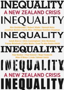 Inequality - a New Zealand Crisis - book