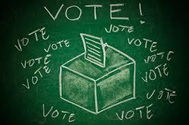 vote blackboard