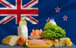NZ flag food