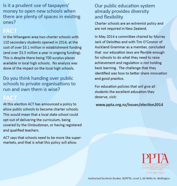 PPTA ACT charter schools flier 3