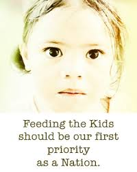 feed the kids