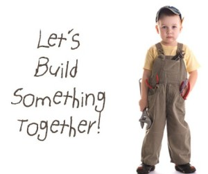 let's build something together
