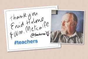 Teacher - Hulme Metcalfe
