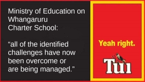 Tui Yeah right - Whangaruru