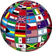 flag world image