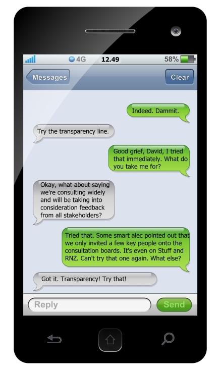 texting meme d